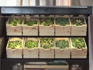 A variety of Maui greens at Fork & Salad. Courtesy photo.