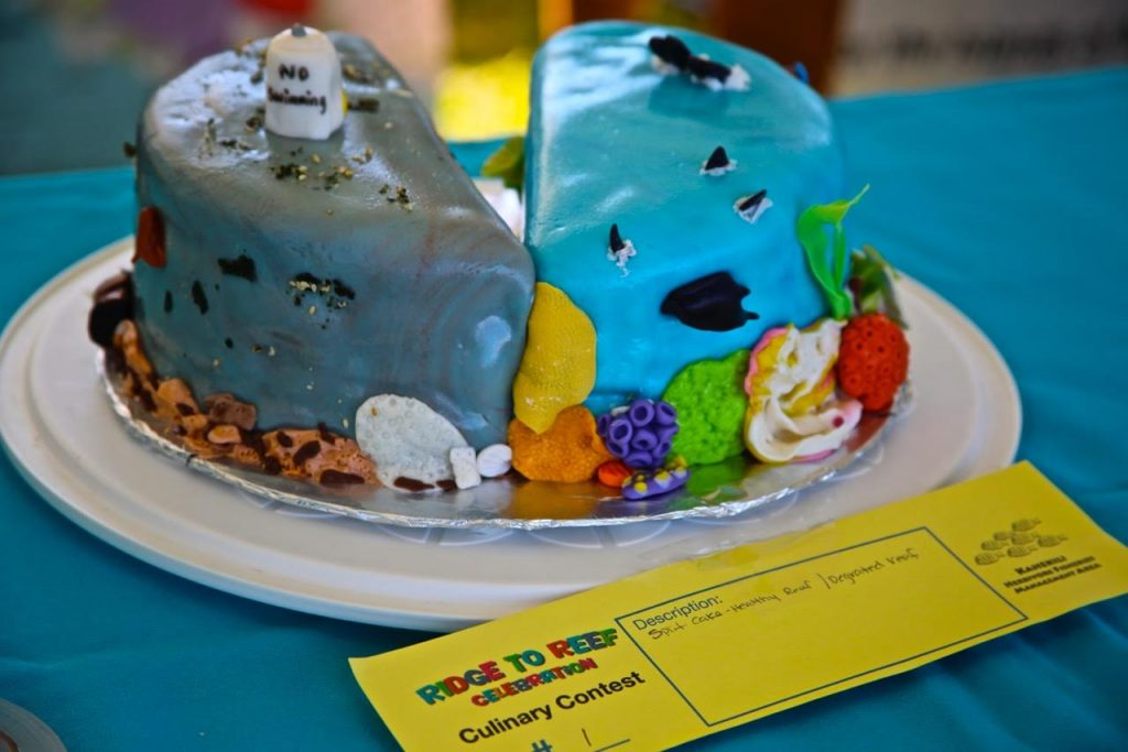A close up of the winning entry from 2015's culinary contest. Photo credit: Ananda Stone