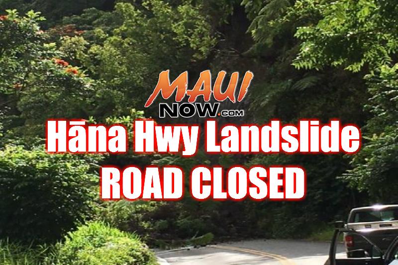 Hāna Highway. File image.