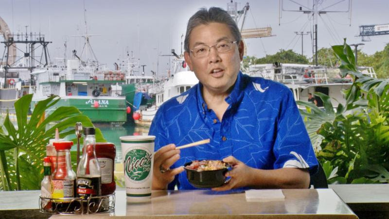 Picture of U.S. Representative Mark Takai from his recent appearance in the short video celebrating the 40th anniversary of the Magnuson-Stevens Fishery Conservation and Management Act and Hawaii's Fishing Industry. Photo courtesy: Western Pacific Regional Fishery Management Council.