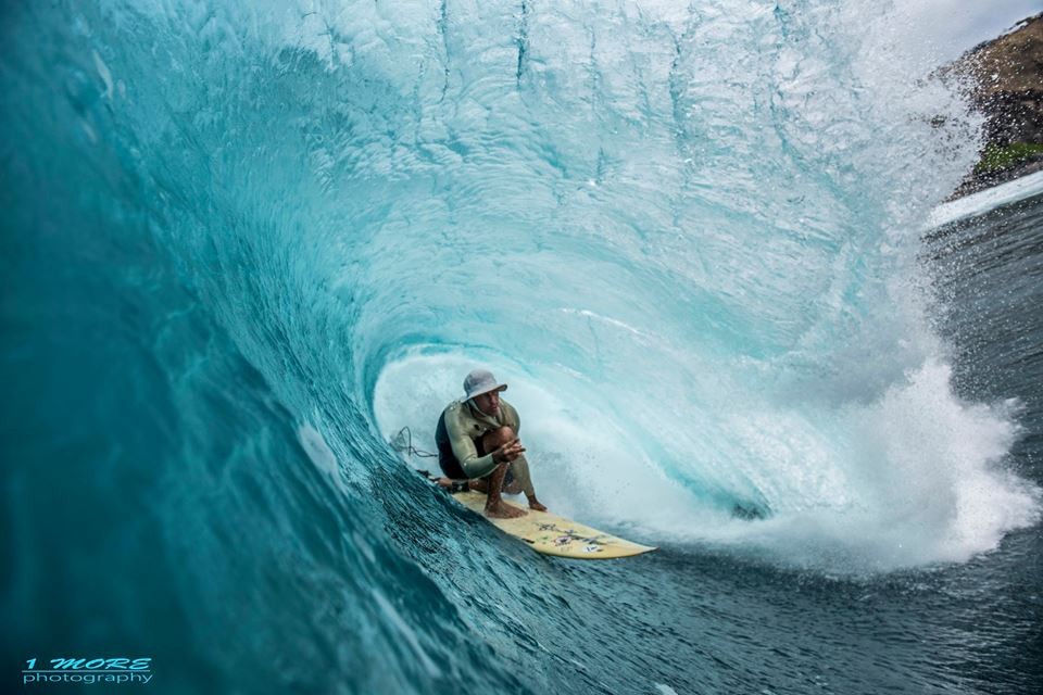 Graeme Kronewitter showing some style at Honolua Photo: OneMore Photography