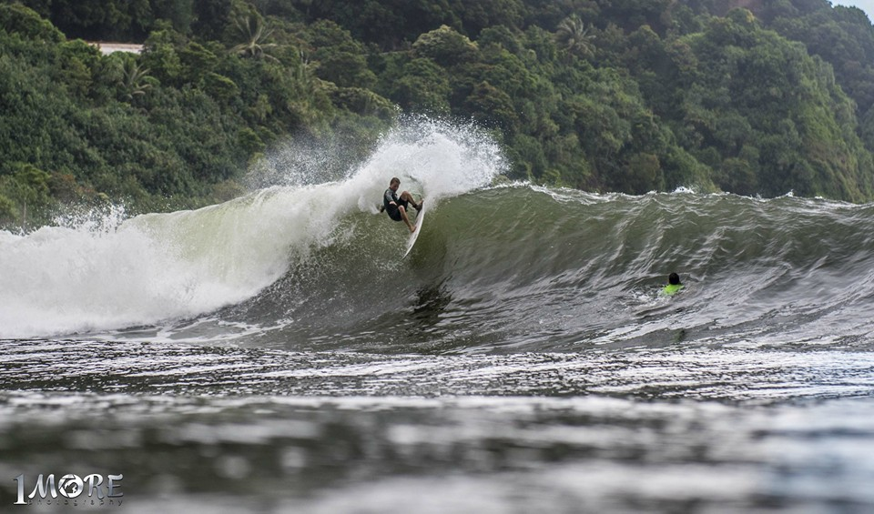 Jonah Harris carves through the east side Photo: OneMore Photography