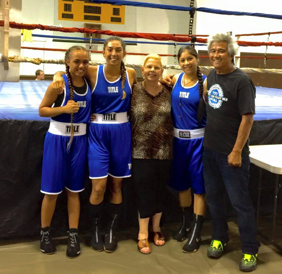 PC: Southside Boxing Club of Maui Inc.