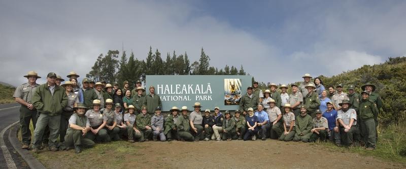 Photo of current HALE staff, June 2016. Bob Bangerter photo credit.
