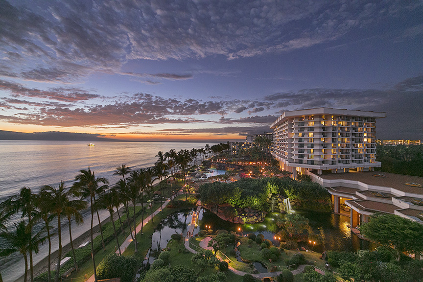 We're excited to announce that Hyatt Regency Maui Resort and Spa recently received the international Hyatt Thrive Leadership Award for its Excellence in Sustainability.