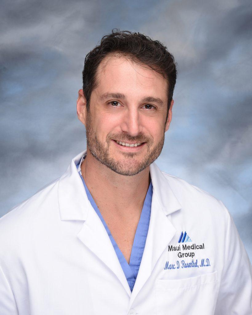 Dr. Marc Rosenthal