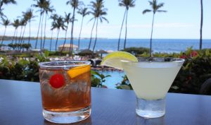 Two new cocktails have been added to the drink menu at Japengo Maui: Ocho Fashioned and Hand-Shaken Daiquiri. Courtesy photo.