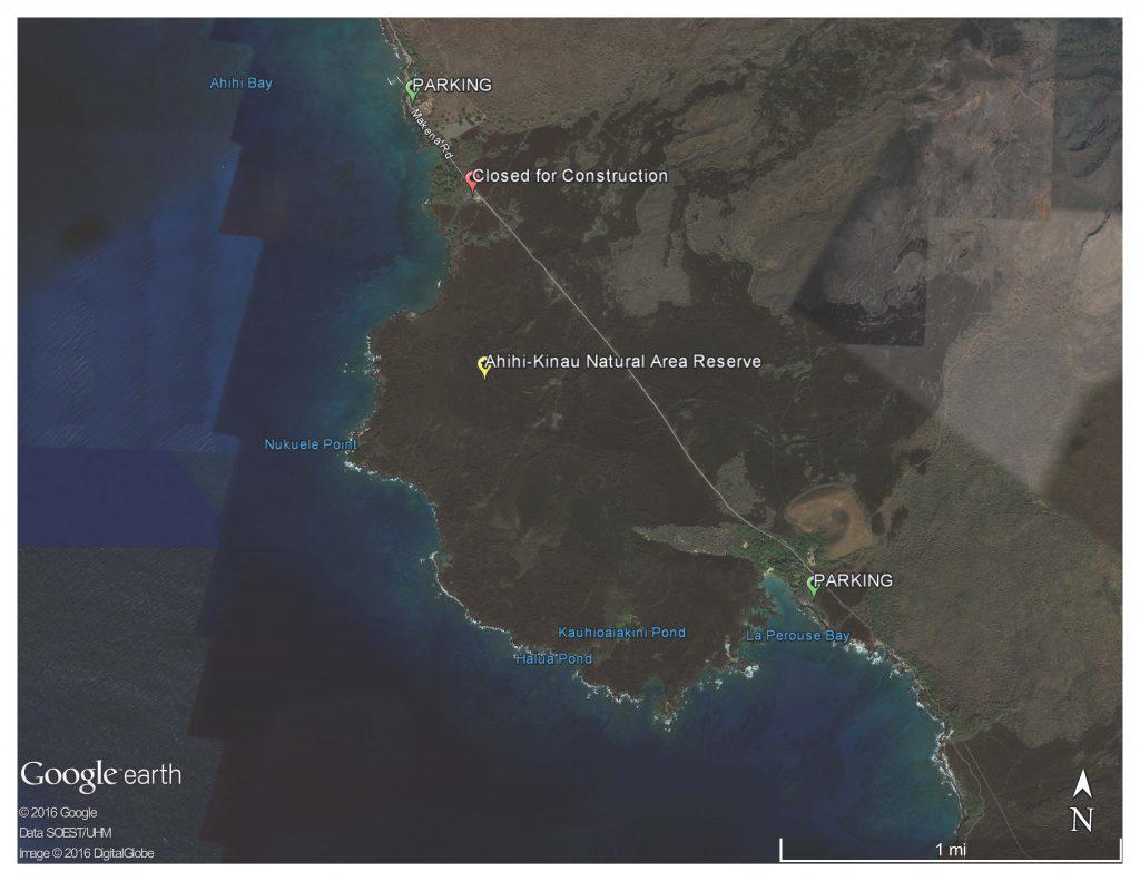 Reserve Map.
