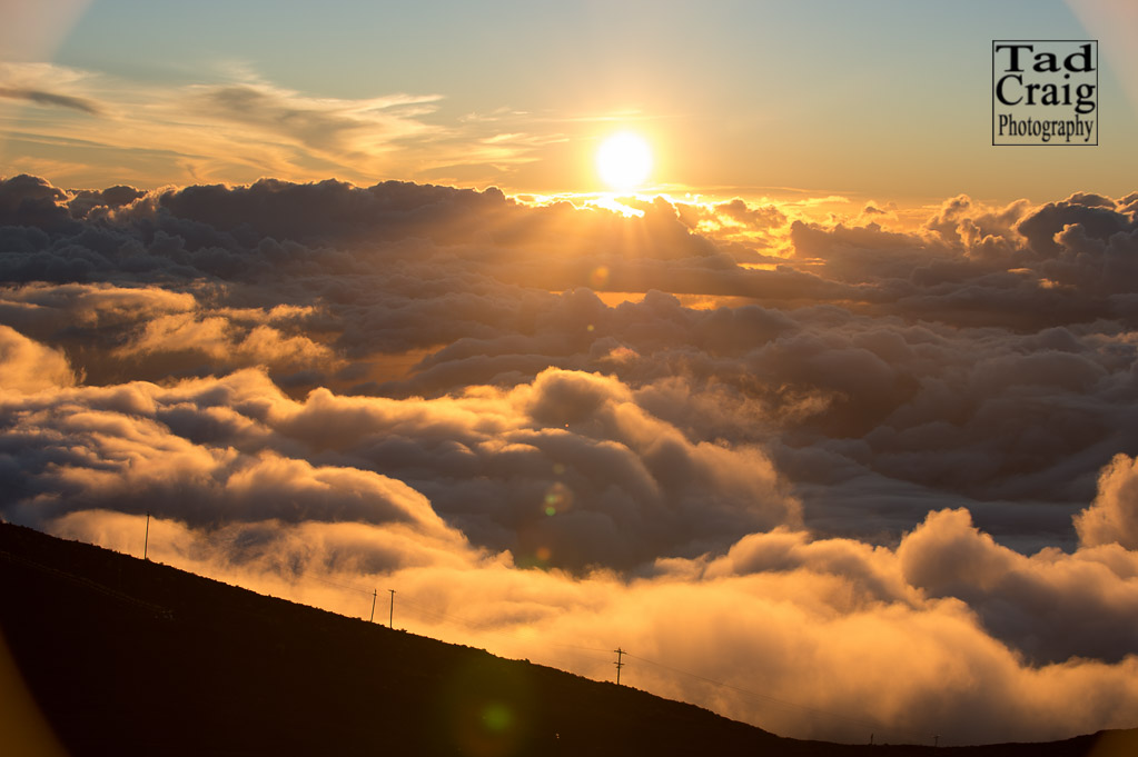 Centennial sunrise. Photo credit: Tad Craig