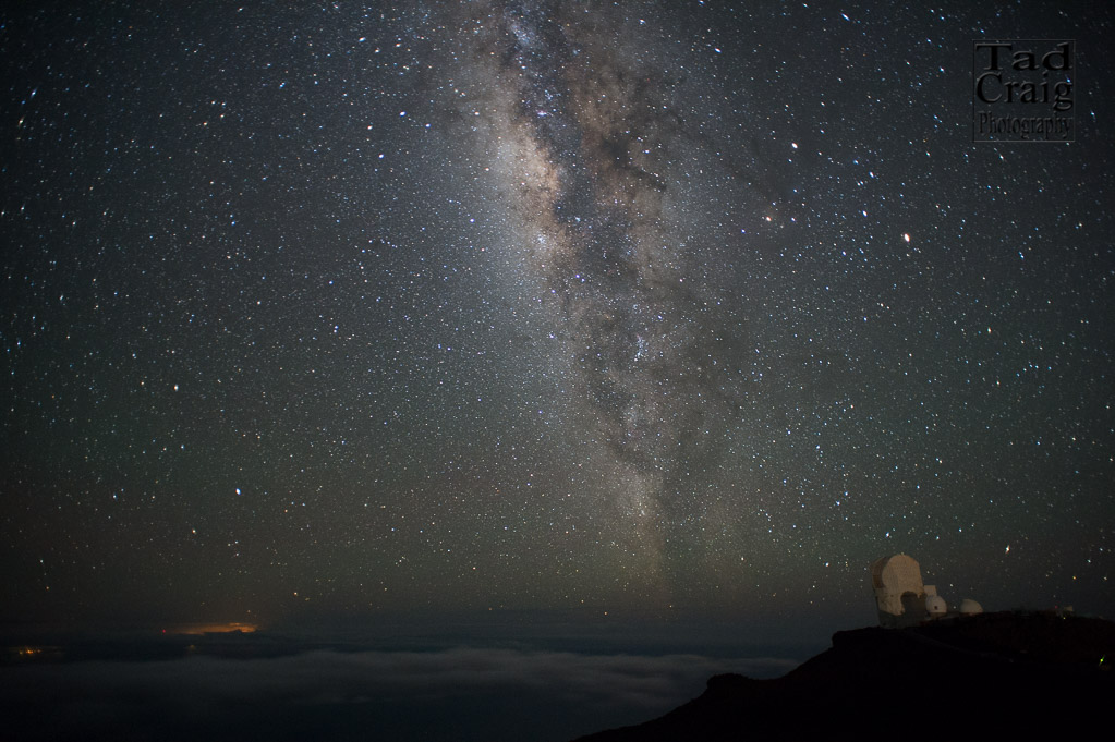 Night Sky Photography Workshop at Haleakalā