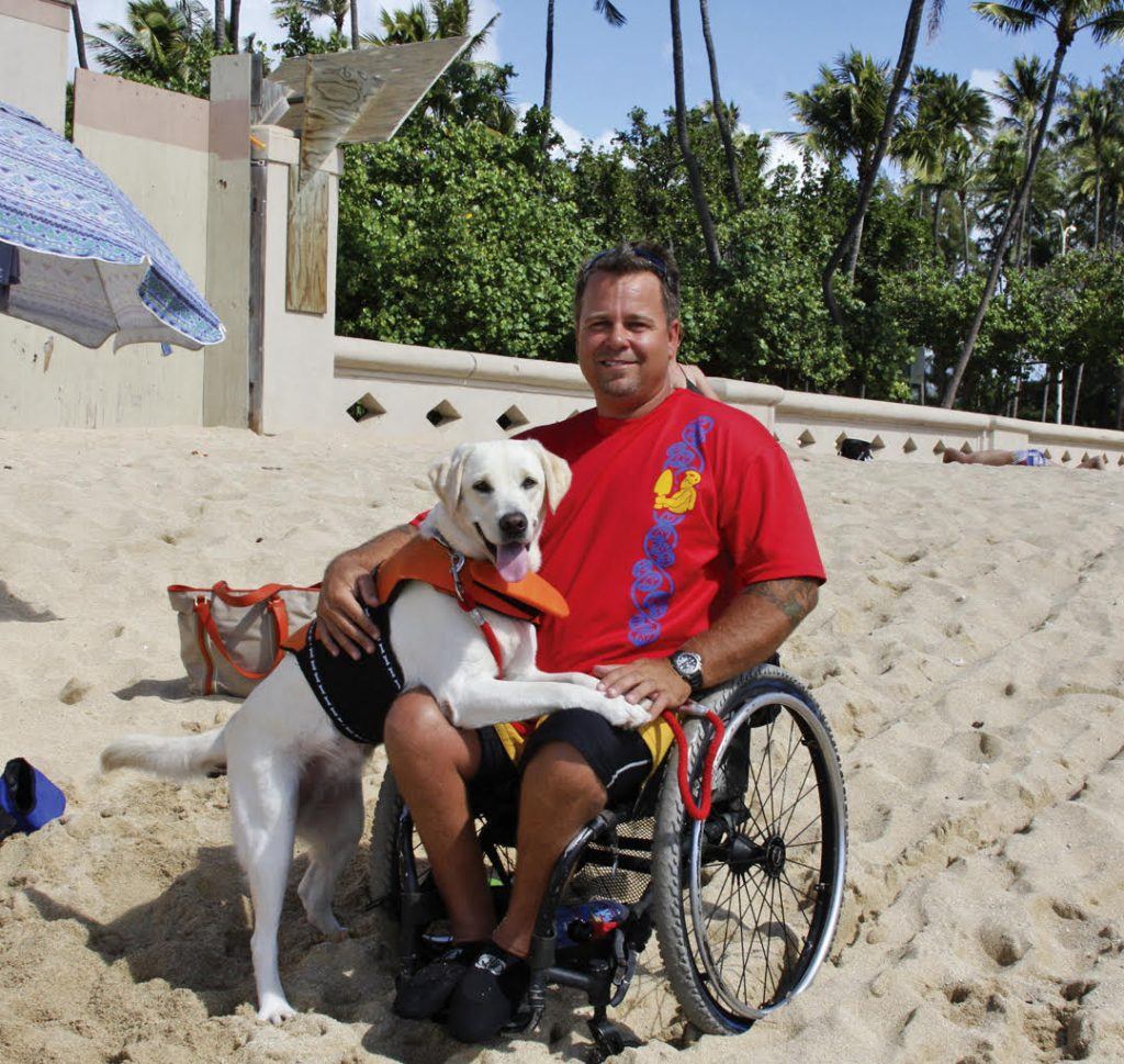Assistance Dogs of Hawaiʻi.