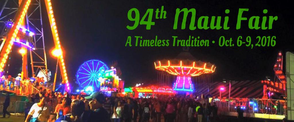 Maui Fair 2016. Courtesy image.