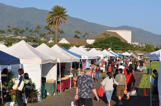 Kahului Saturday Swap Meet Canceled Beginning March 21