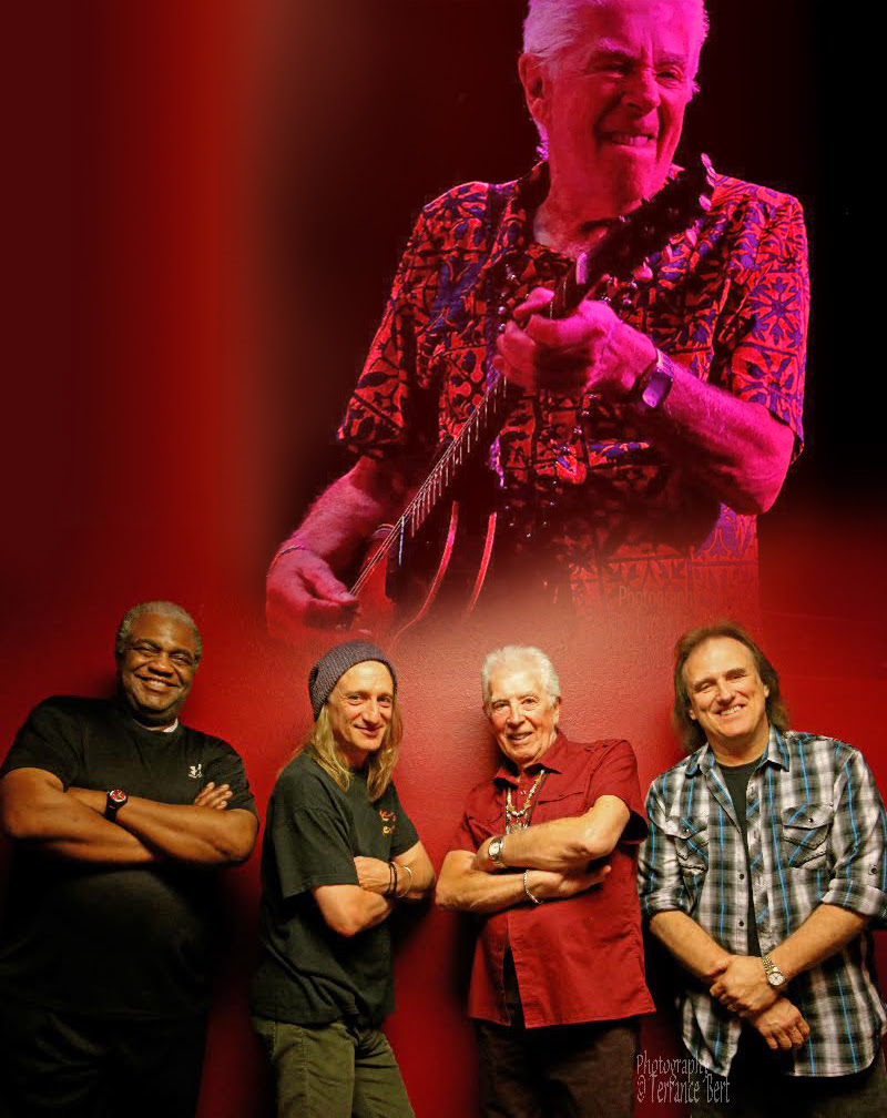 The Godfather of British Blues, John Mayall, will perform at the MACC on Nov. 23 at 7:30 p.m. as part of the bands four-island Hawai'i tour.
