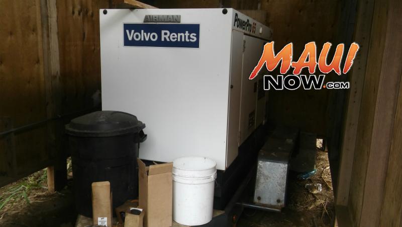 MEO generator.