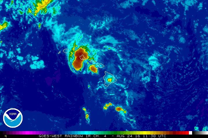 Satellite imagery courtesy: NOAA/NWS.