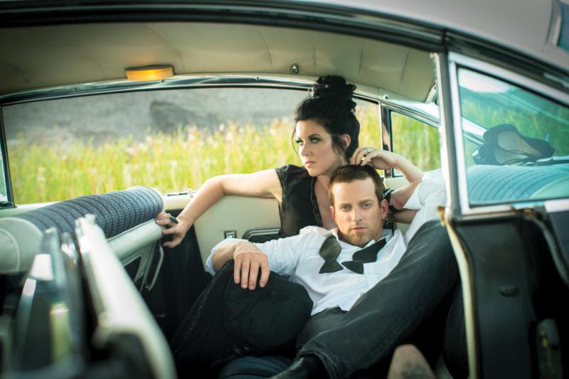 """Thompson Square has topped the radio charts across the United States, Canada and Australia with #1 hits """"Are You Gonna Kiss Me Or Not,"""" """"If I Didn't Have You"""" and """"Everything I Shouldn't Be Thinking About,"""" respectively."""