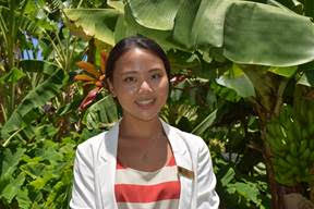 Yvonne Gu is Kāʻanapali Beach Hotel's new Online Sales and Marketing Manager. Photo Courtesy.