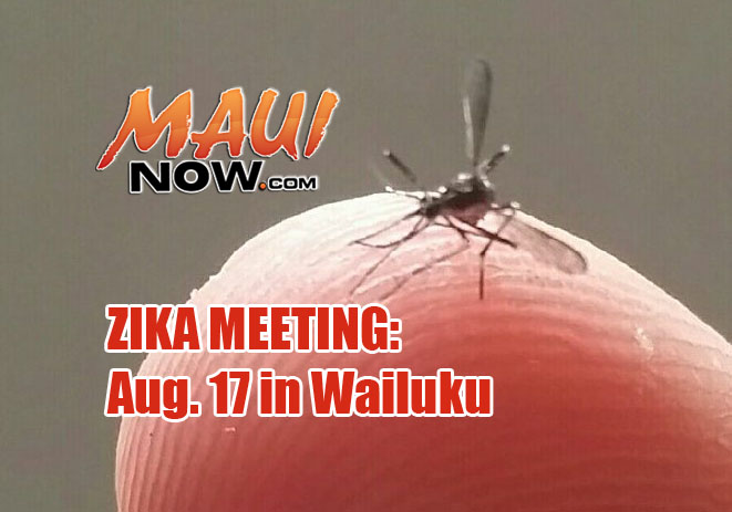 Zika meeting, Aug. 17, 2016.