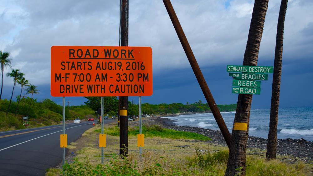 Shoreline at Olowalu. PC: Asa Ellison