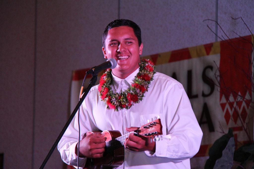 2015 contest winner, Kamalei Kawa'a, of Waiehu, Maui.
