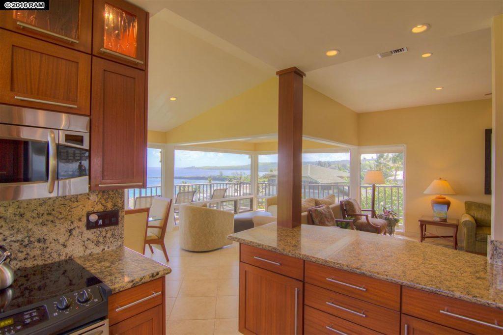 Jesse's List, West Maui, Kapalua Bay Villas 17 B1-2. Real Estate Maui Now: RAM image.