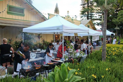 Lāna'i Fifth Friday Town Party - Sept. 30, 2016, 5:30 to 8 p.m.