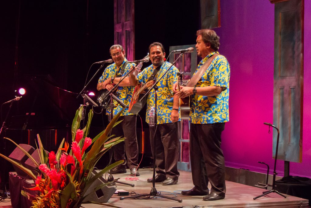 The Makaha Sons are among the musicians in the entertainment lineup. Courtesy photo.