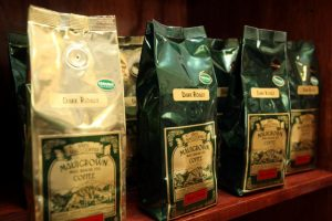MauiGrown Coffee roasts. Courtesy photo.