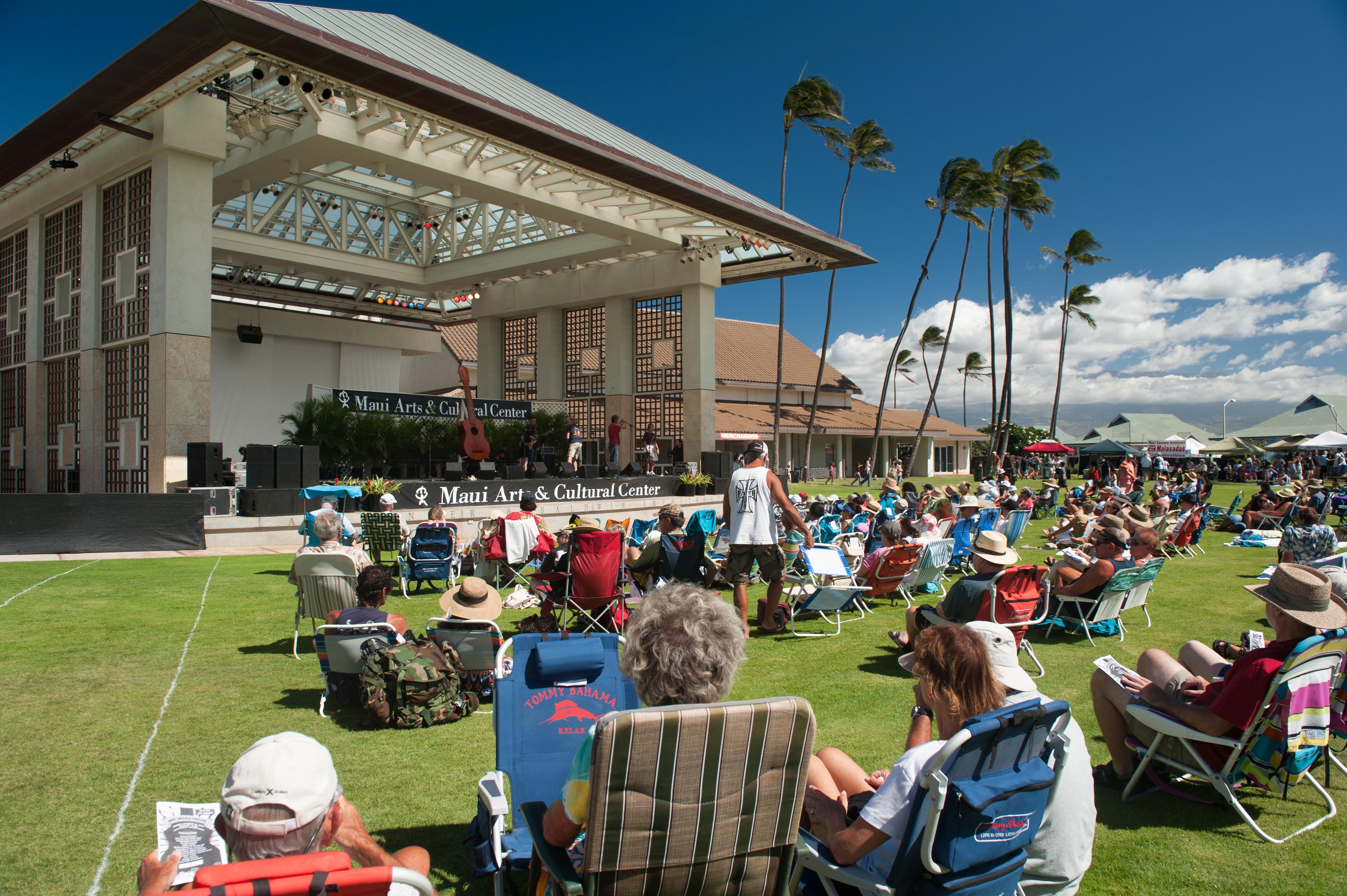 11th Annual Maui 'Ukulele Festival. PC: Aubrey Hord Photography.