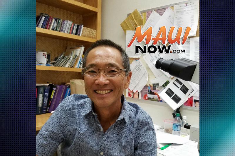 Dr. Barry Shitamoto M.D.