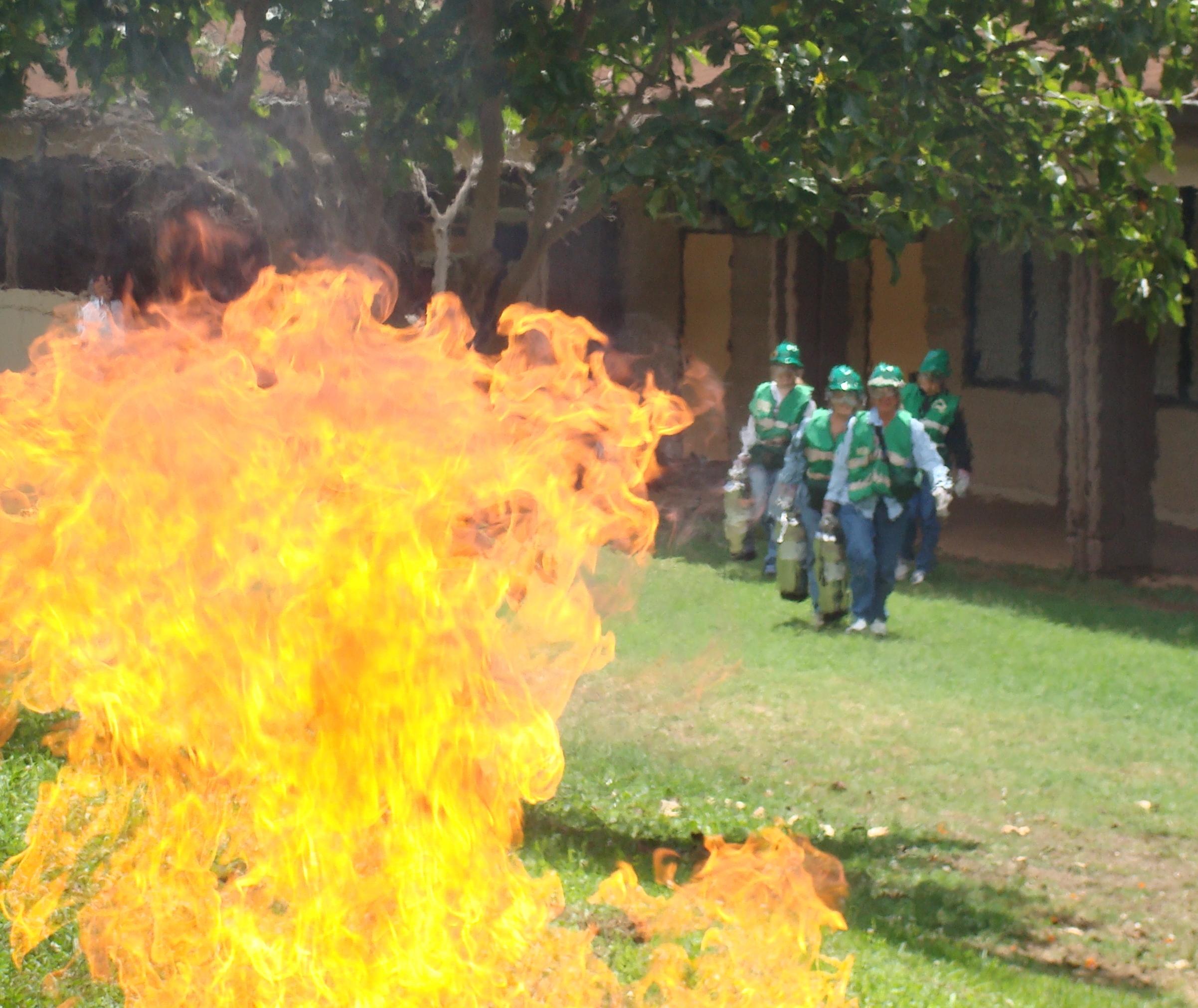 CERT training. Image courtesy County of Maui.
