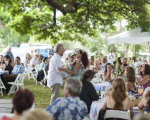 A dance at MAPA's 2015 Garden Party. Photo credit: Jack Grace