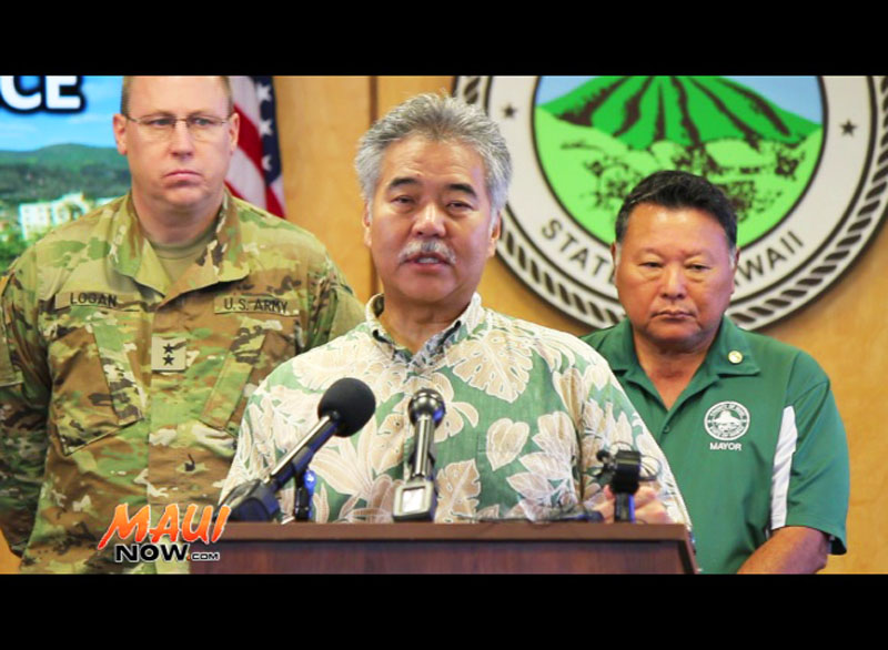 Governor David Ige. Photo September 2016 by Wendy Osher.