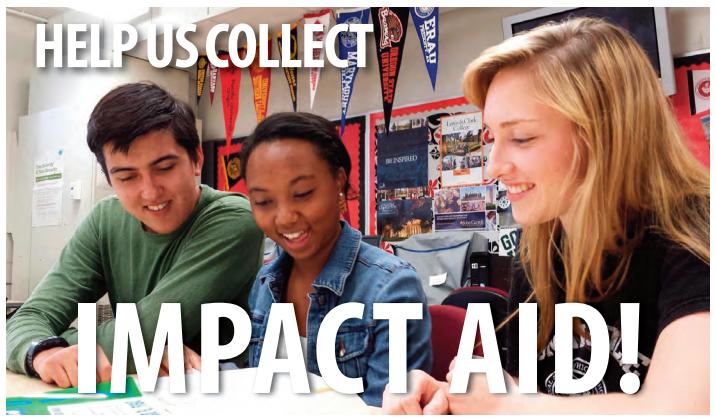 Impact Aid flyer courtesy Hawaiʻi Department of Education.