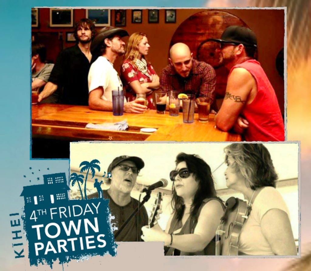 Kīhei 4th Friday Town Parties, courtesy image for Sept. 2016.