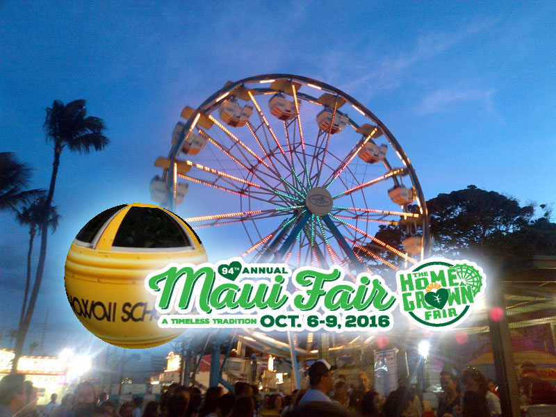 Maui Bus to Be Re-Routed During the Maui Fair Parade. Image credit: Wendy Osher/Maui Now.