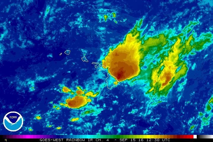 SATELLITE Imagery : NOAA / NWS