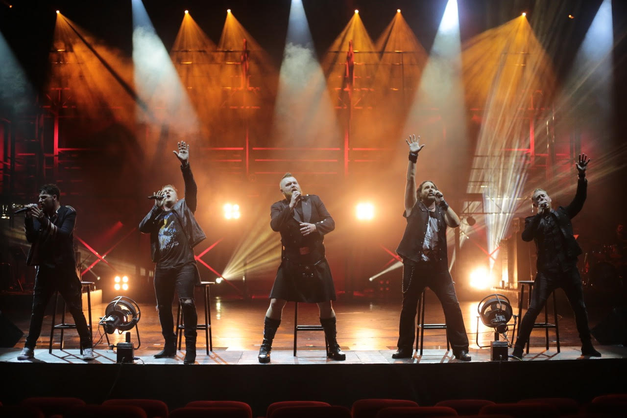 enors of Rock World Tour Makes Two Night Stop on Maui. The world-renowned X-Factor finalists are revered for their unique and inventive rock performances. Courtesy photo.