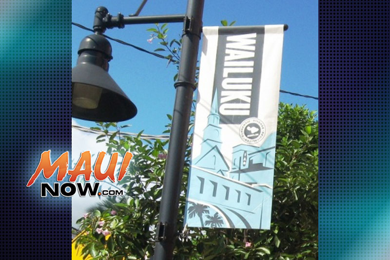 Wailuku Town has been the subject of intense planning efforts and many public dollars have been spent. Maui Now file photo.