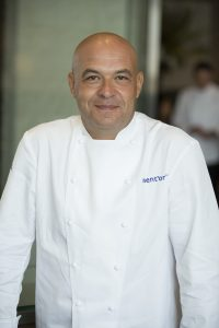 Chef Jerome Bocuse, co-founder of culinary nonprofit, ment'or BKB Foundation, will be part of the 2016 Hawai'i Food & Wine Festival. Courtesy photo.