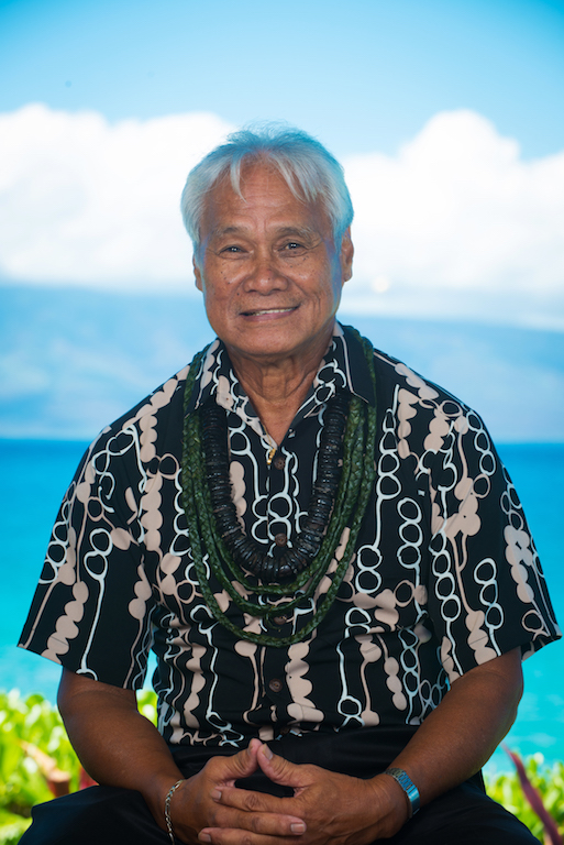 "The Maui Hotel & Lodging Association honored Gilbert ""Uncle Bobo"" Sablas, guest services manager at Royal Lahaina Resort, with the inaugural Po'okela Legacy Award at its annual membership meeting."