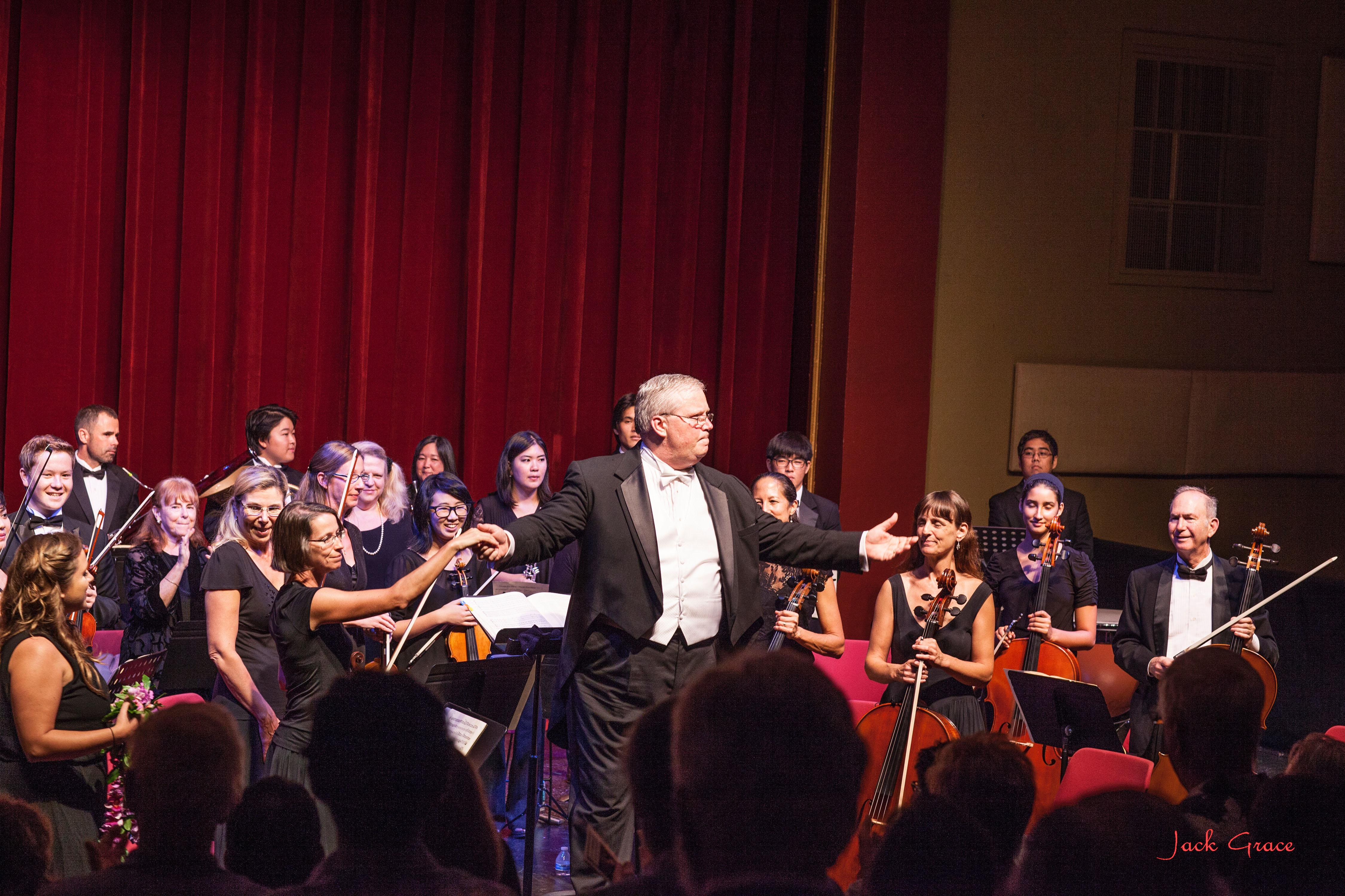 Maui Chamber Orchestra Opens its 2016-17 Season.
