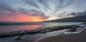 Sugar Beach at Sunset. Photo Image: Chris Archer