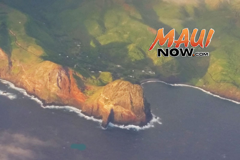 Body Found on Shoreline Near Kahakuloa