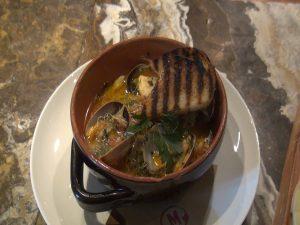 Cioppino seafood stew, an entrée choice during Restaurant Week Wailea. Photo by Kiaora Bohlool.