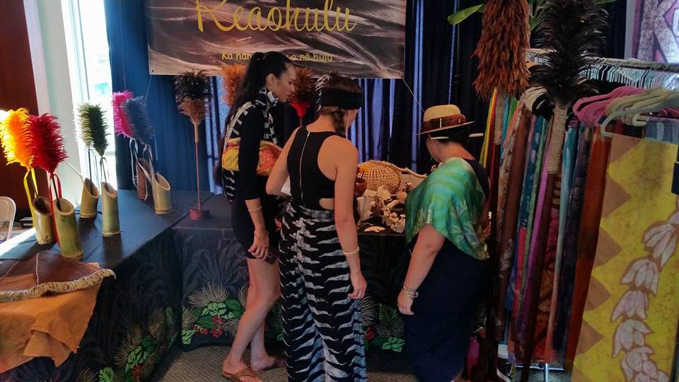 2016 Made in Maui County Festival. Photo 11.4.16 by Wendy Osher.
