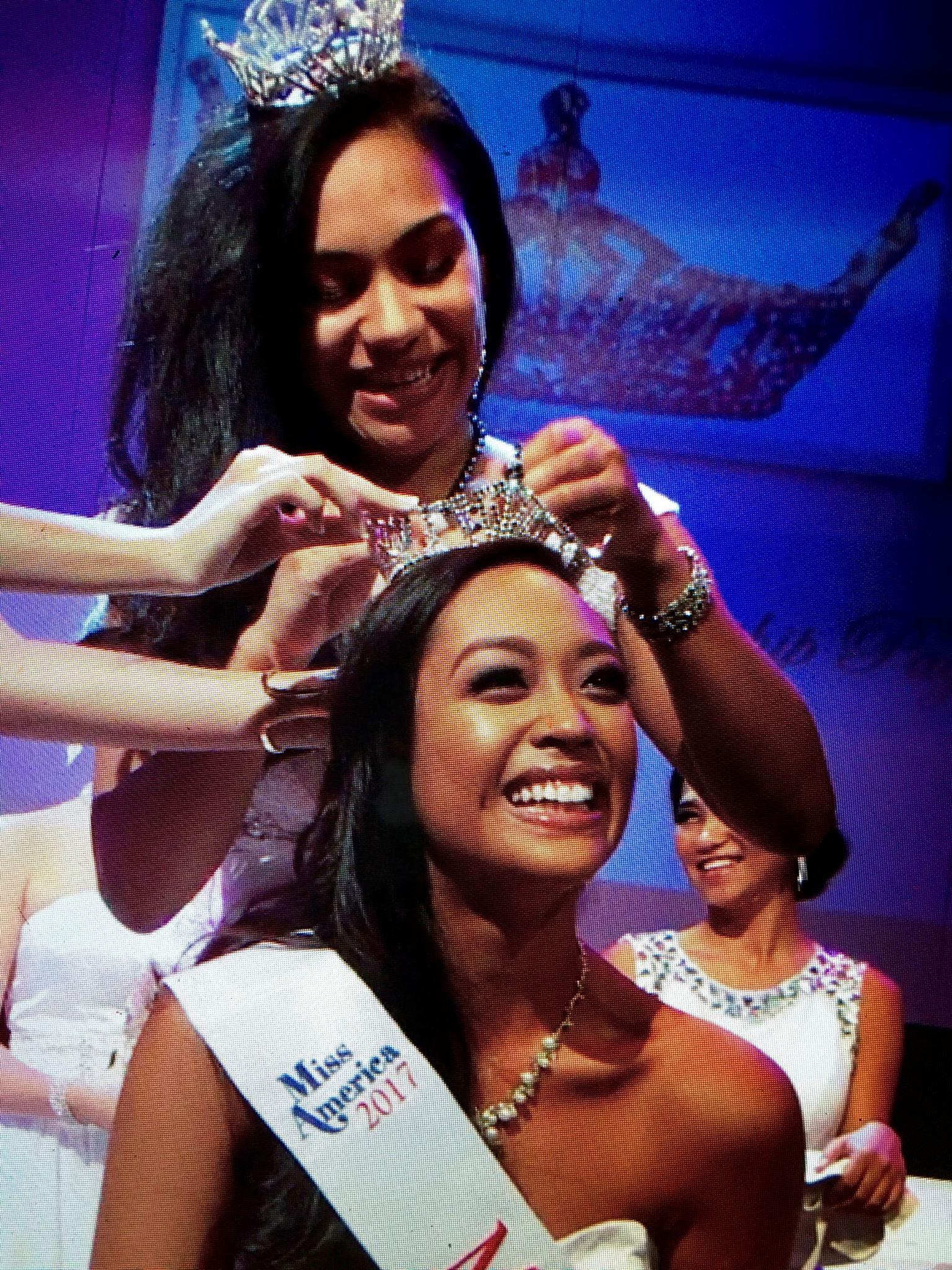 Miss Maui 2017 Casey Sales-Salcedo. PC: Miss Maui Organization