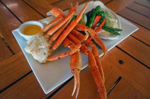 Maui Now Crab Leg Feast Fridays At Black Rock Kitchen
