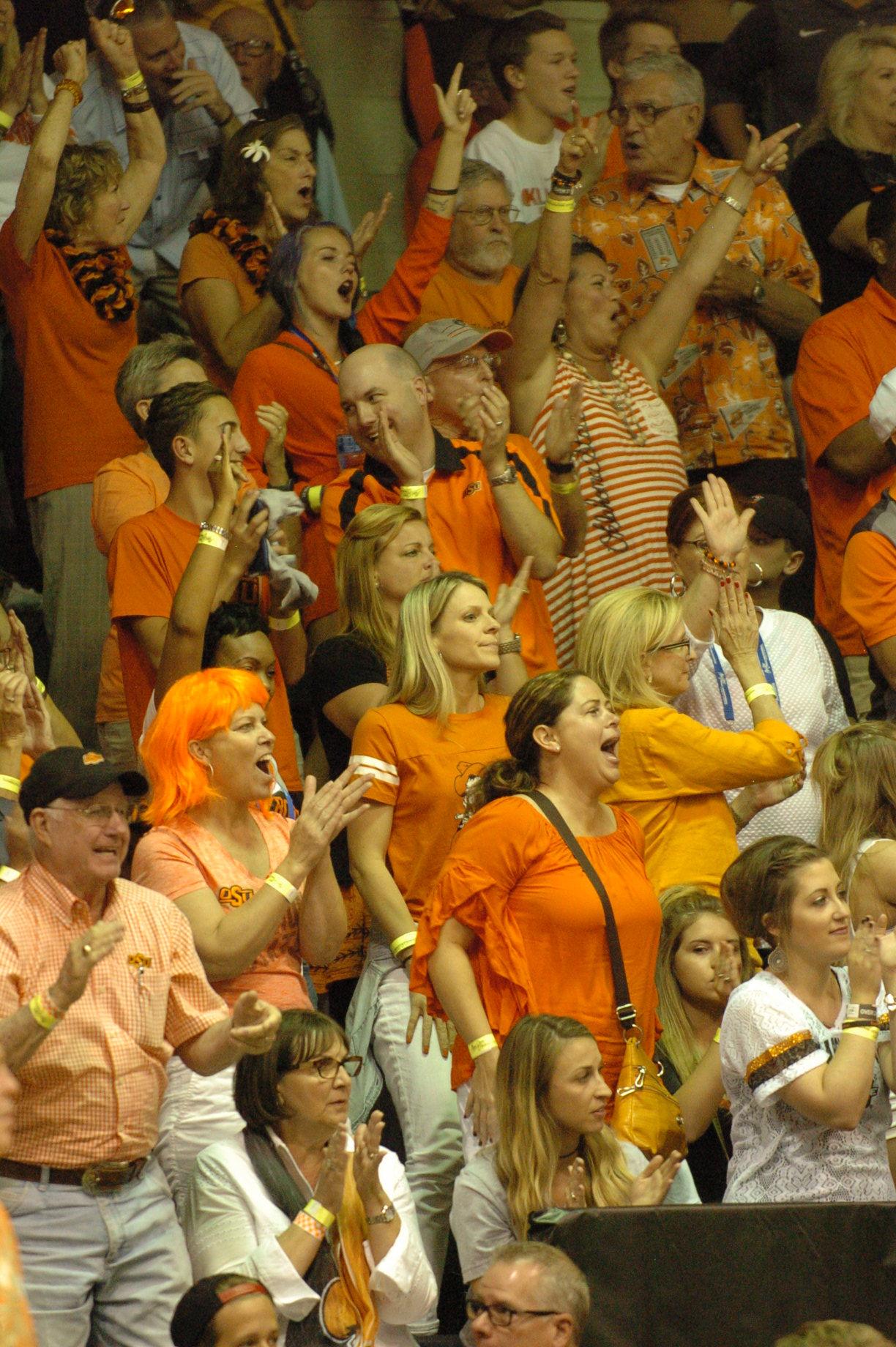 OSU fans. PC: Joel B. Tamayo
